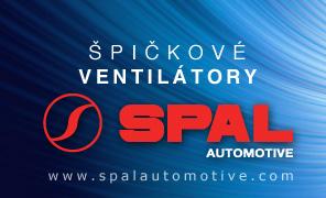 Špičkové ventilátory Spal